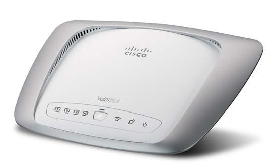 Cisco M20 802.11n wireless router