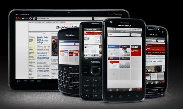 Ra mắt phiên bản Opera Mini 6 và Opera Mobile 11