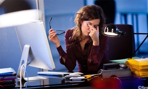 4 mẹo bảo vệ mắt người dùng máy tính