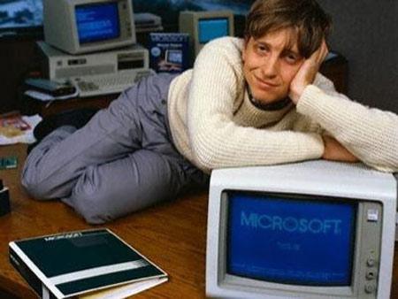 Những chuyện 'kỳ cục' chưa được kể về Bill Gates