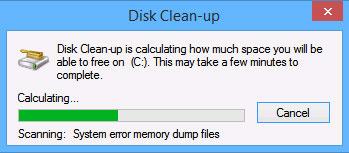 Cách lấy lại không gian ổ đĩa trên Windows đơn giản nhất