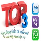 Top 3 ứng dụng nhắn tin miễn phí tốt nhất Việt Nam hiện nay
