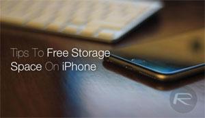 10 mẹo nhỏ giúp giải phóng bộ nhớ lưu trữ trên iPhone, iPad