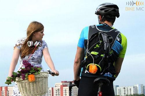 Dự án BikeMic hiện đang được gây quỹ trên Indiegogo với mục tiêu 100.000 USD