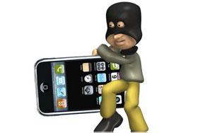 Bảo vệ chiếc iPhone khỏi bị mất trộm