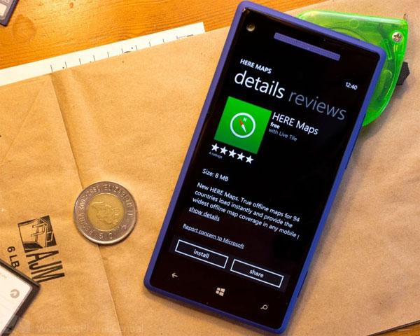 Nokia ra phần mềm bản đồ cho điện thoại Asha 501