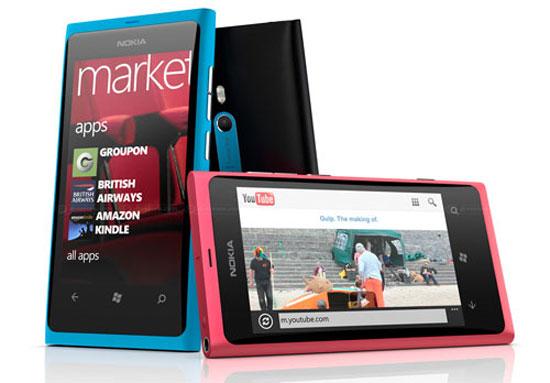 Windows Phone giành thị phần từ iOS, Android