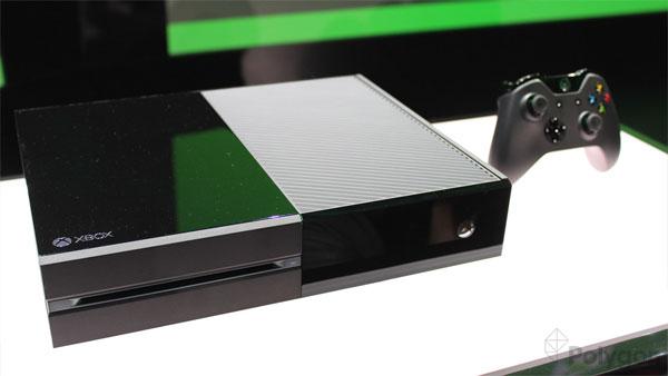 Máy chơi game Microsoft Xbox One bán vào 22/11, giá 499 USD