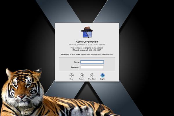 Bạn sẽ làm gì khi quên mật khẩu đăng nhập Mac OS X