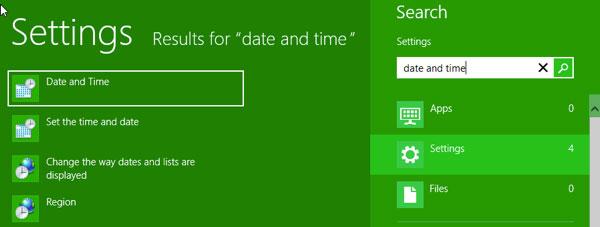 Cách khắc phục lỗi Windows 8 không kết nối với Windows Store