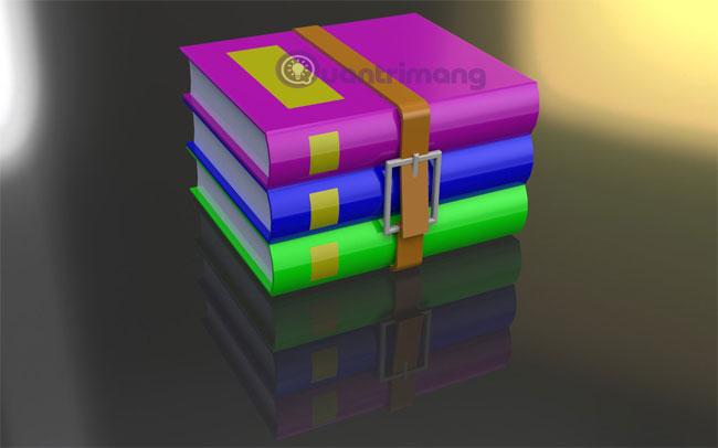 Hướng dẫn chia nhỏ file nén bằng WinRAR