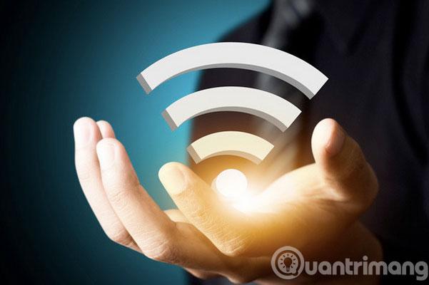 Biểu tượng của Wifi