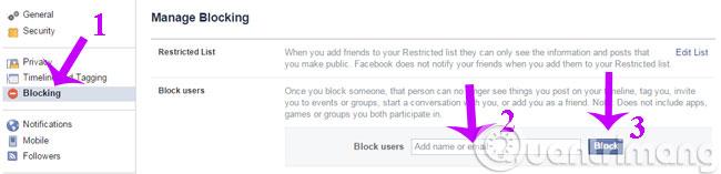 Cách chặn nick Facebook, chặn lời mời khó chịu như thế nào? - Ảnh minh hoạ 2