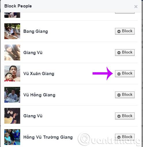 Cách chặn nick Facebook, chặn lời mời khó chịu như thế nào? - Ảnh minh hoạ 3