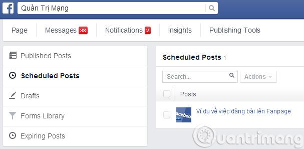Cách hẹn giờ đăng bài lên Fanpage trên Facebook - Ảnh minh hoạ 11