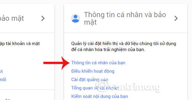thêm tài khoản email vào Gmail