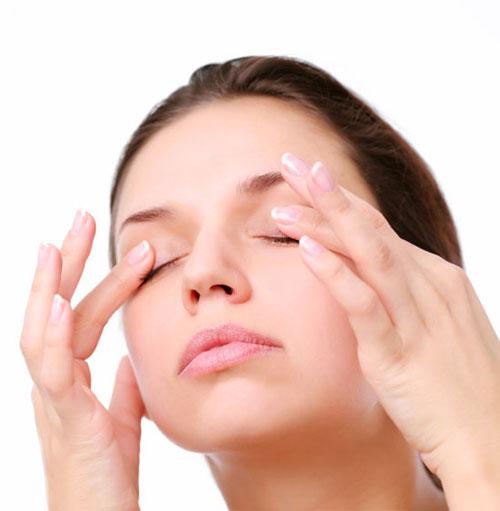 Một số bài tập giảm stress và thư giãn mắt đơn giản
