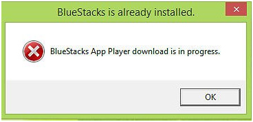 Các lỗi thường gặp trên Bluestack và cách khắc phục
