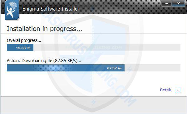 kích đúp chuột vào SpyHunter-Installer.exe để bắt đầu cài đặt chương trình