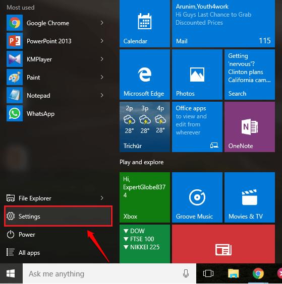 Sửa lỗi bàn phím không hoạt động trên Windows 10 - Ảnh minh hoạ 6