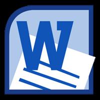 Khắc phục lỗi dính chữ trong Word 2007