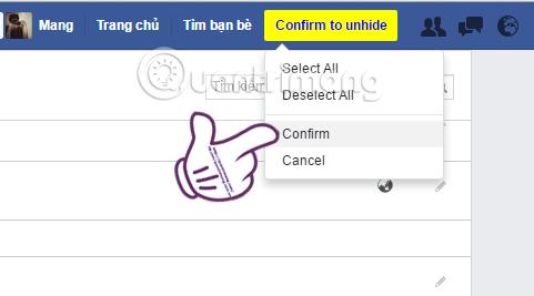 Dọn sạch tường Facebook chỉ bằng vài thao tác đơn giản - Ảnh minh hoạ 9