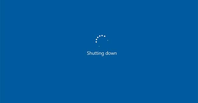 Cách khắc phục lỗi máy tính không tắt nguồn hoàn toàn