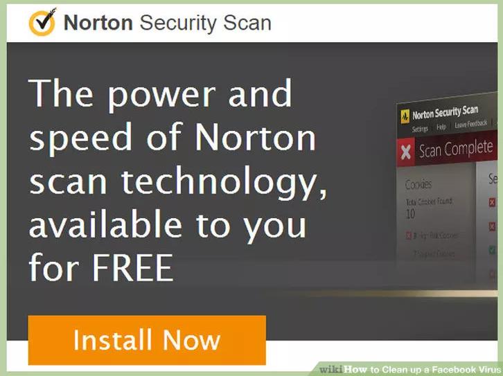 Tải Norton Security Scan về máy tính của bạn và cài đặt
