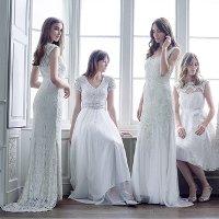 Cách chọn váy cưới phù hợp với dáng người cô dâu