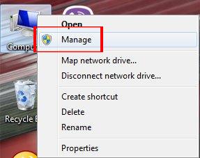 máy tính không nhận USB