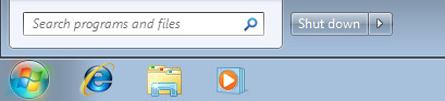 Search programs and files
