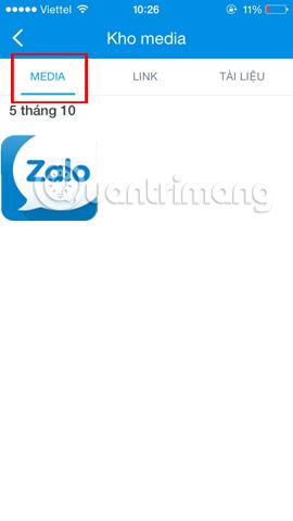 4 tính năng mới hấp dẫn trên trên Zalo