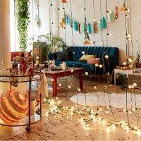 19 ý tưởng trang trí đèn ấm cúng và sáng tạo ngay tại nhà vào lễ Giáng sinh