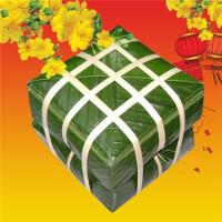 Hướng dẫn cách gói bánh chưng truyền thống vuông, đẹp cho ngày Tết