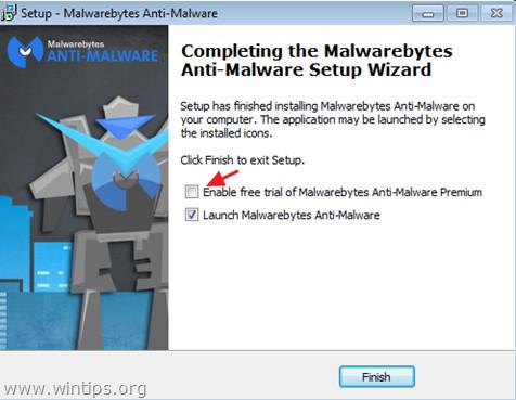Tải Malwarebytes Anti-Malware Premium về máy và cài đặt
