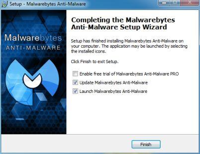 Tải Malwarebytes Anti-Malware Free về máy và cài đặt