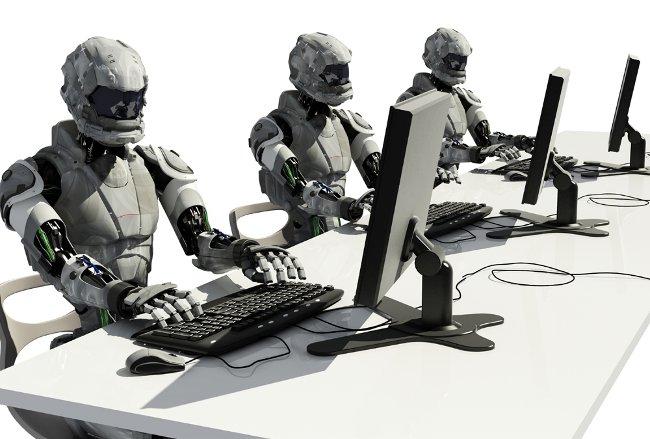 """Máy móc sẽ có thể thay thế cả con người trong quá trình tạo ra chính """"đồng loại"""" của chúng."""