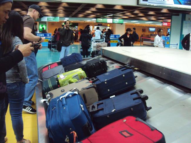 Số lượng hành lý được phép mang lên máy bay
