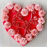 Cách làm thiệp Valentine dễ như ăn kẹo