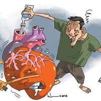 Ngộ độc rượu: triệu chứng và cách xử lý