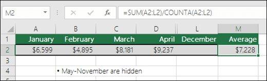 Cách sử dụng hàm SUM để tính tổng trong Excel - Ảnh minh hoạ 4