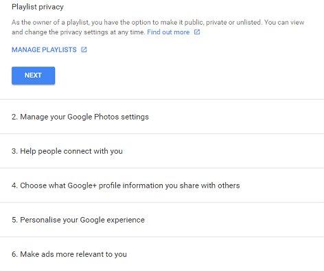 Kiểm tra bảo mật của Google
