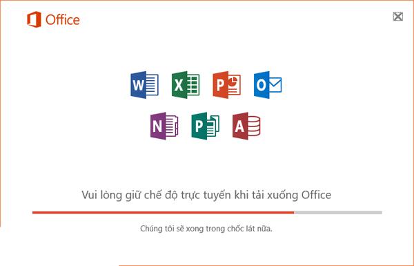 Cài đặt ngôn ngữ Tiếng Việt cho Office 2016