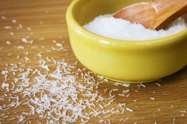 Những đồ ăn mặn như muối, mì chính