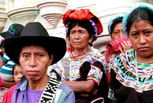 Người Maya ngày nay