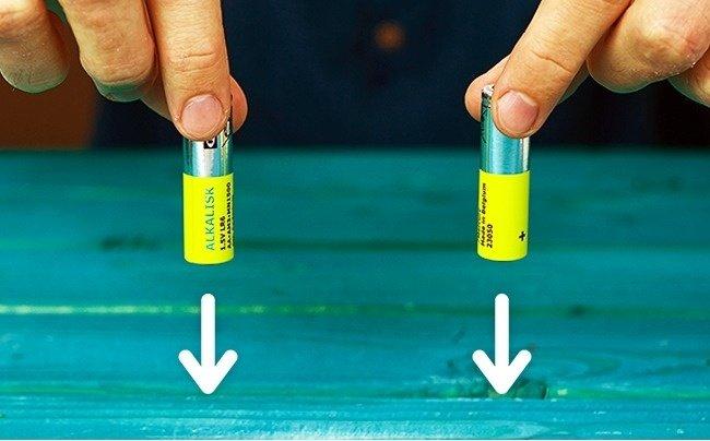 Kiểm tra chất lượng pin