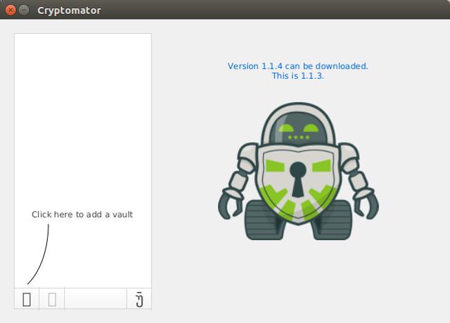 Phần mềm Cryptomator