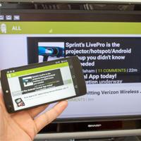Cách chiếu màn hình laptop lên tivi bằng WiFi Display/Wireless Display/Screen Share