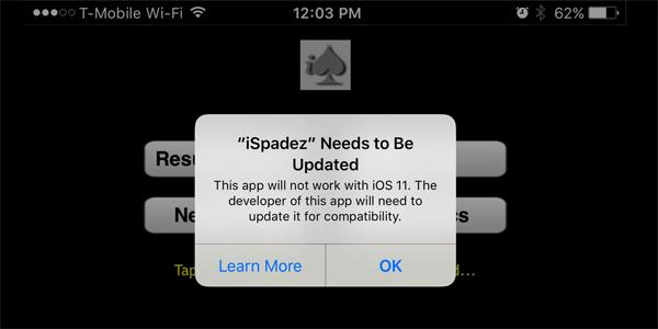 Lỗi ứng dụng không khởi động