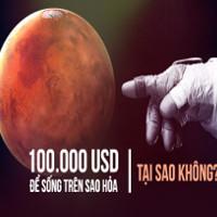 Chi tiết kế hoạch biến con người thành công dân sao Hỏa với giá chỉ 100.000 USD của Elon Musk